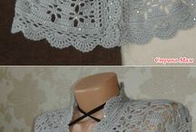 crochet and knitting clothes