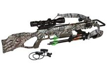 Crossbows, Bows / Find more info about different crossbows and bows