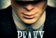 """Peaky Blinders / Peaky Blinders...""""I'm not accustomed to being spoken to like that...""""  I love everything about this series:  the writing, acting, cinematography, but most of all I LOVE Cillian Murphy!"""