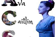 Ava Caitlin Sangster