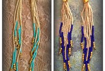 Czech Rocailles / Non solo schemi di Tessitura e tecnica Embroidery, con le magnifiche e convenienti Rocailles Preciosa potrete dar sfogo alle vostre più frivole fantasie!