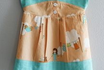 Little Girl Clothes to Sew