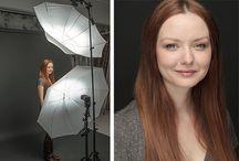 Portrait Shoot Light