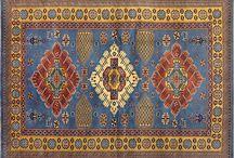 Восточные ковры из шерсти