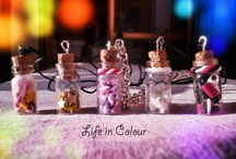 Life in Colour / My creations <3