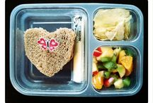 Lunch Box Ideas for My Sweet B! / by Tomasine Jairrels Lewis