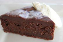 Recipes - Chocolate Mud Cake