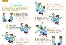 Yoga para chicos