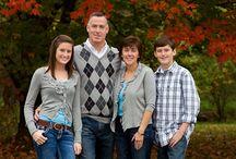 Family Portrait Ideas / by Valerie Simpson