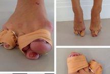 art. stopy baletnicy