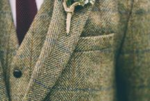 Vintage Men's Style / The Old Fashion Way is still the Best Way