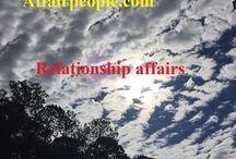 Relationship affairs