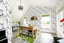 Designing my Office/Craft Room / by Meegan Schulte
