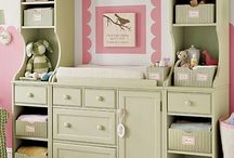 Baby/Kid Room Ideas / by Lindsey Roberts