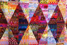 Kaffe Fassett / Kaffe Fassett quilts and colours