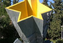 Getto Warszawskie Pomnik w Hajfie