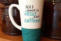 Faith Caffeine / A jolt of caffeine for your faith!