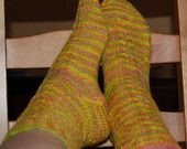 Tricot chaussettes