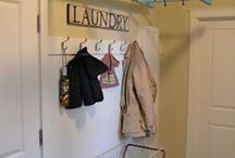 Laundry in small spaces