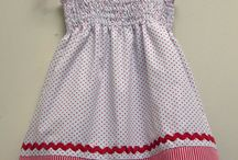 Baby and children clothes to sew/make