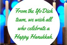 Greetings from YoDish! / 0