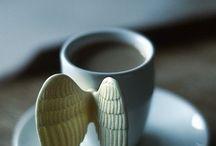 Чай, кофе, красивая посуда