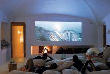 Sala TV / Sala Estar Intimo / Sala cinema