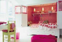 Girl's Rooms We Love