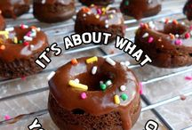 DonutSpiration / I'm all about motivating people to eat more donuts. So DonutSpiration is a mix of motivational poster and something more ridiculous. I'm also easily amused.