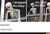 The Skeleton War