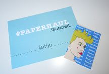 #Paperhaul / #Paperhaul is a subscription box from Crafty Creatives, go check them out!