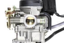 Chinese Carburetors / Chinese carburetors for ATVs, go karts, scooters, dirt & pocket bikes.