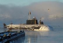 military gear - U-boat - submarine / by fafa desbois