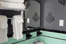 Retro bathrooms