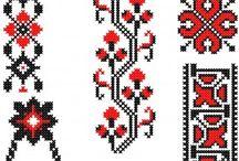 Broderie tradițională  românească