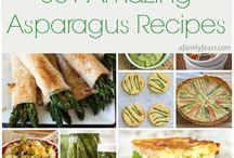 asparagus ideas