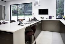 A 'broken' plan / Our clients purchased a large renovated house. However, they were unhappy the level of separation between the main living spaces and felt that the house was too formal in its design to suit their more casual lifestyle.