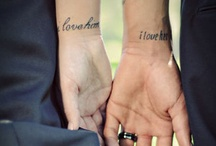 Tattoo - Couples / by Gloria Broker