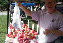 Museums of Burlington Applefest Fall Fair Farmers Market