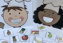 Food - Speech and Language Theme