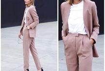 Деловой стиль в одежде