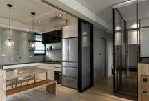 Greentown Homes Living/Dining