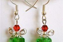 Xmas jewelry diy