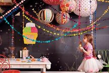 Decorations & party