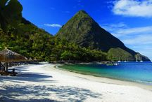 St Lucia / I love St Lucia and if you ever get a chance to move out there, check out www.residencessugarbeach.com