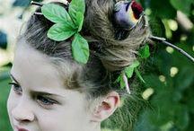 Wacky hair day ideas