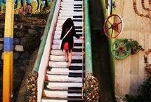 Unique Piano Pics / by VIP Piano Club Inc