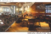 REALISED BY HILL CROSS FURNITURE / DESIGNERS WILL OFTEN PRESENT HILL CROSS WITH INTERESTING IDEAS, WHAT WE DO WELL  IS REALISE THAT VISION ON TIME & ON BUDGET- DRAWING ON 15 YEARS OF EXPERIENCE & EXPERTISE .