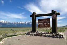 Grand Teton National Park Day Trip / Spend a day (or more) exploring Grand Teton National Park during your stay at Inn on the Creek. These are some of our recommendations for must-see sites in the summer time. / by Inn on the Creek