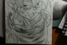 sketch & drawings / some stuff i drawn